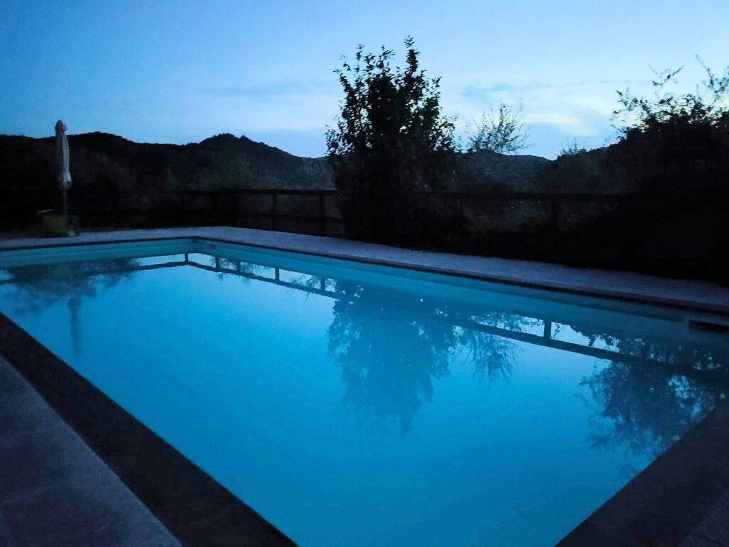 1211-Rustico con piscina e vista panoramica-Cavriglia-9 Agenzia Immobiliare ASIP