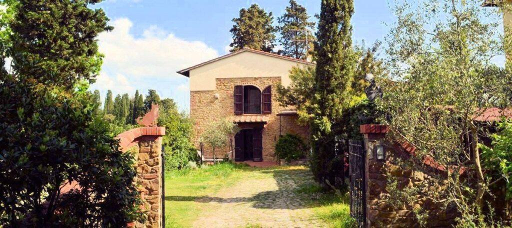 1239-Ex fienile completamente ristrutturato-San Gimignano-2 Agenzia Immobiliare ASIP