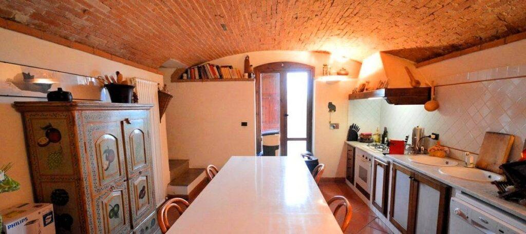 1239-Ex fienile completamente ristrutturato-San Gimignano-8 Agenzia Immobiliare ASIP