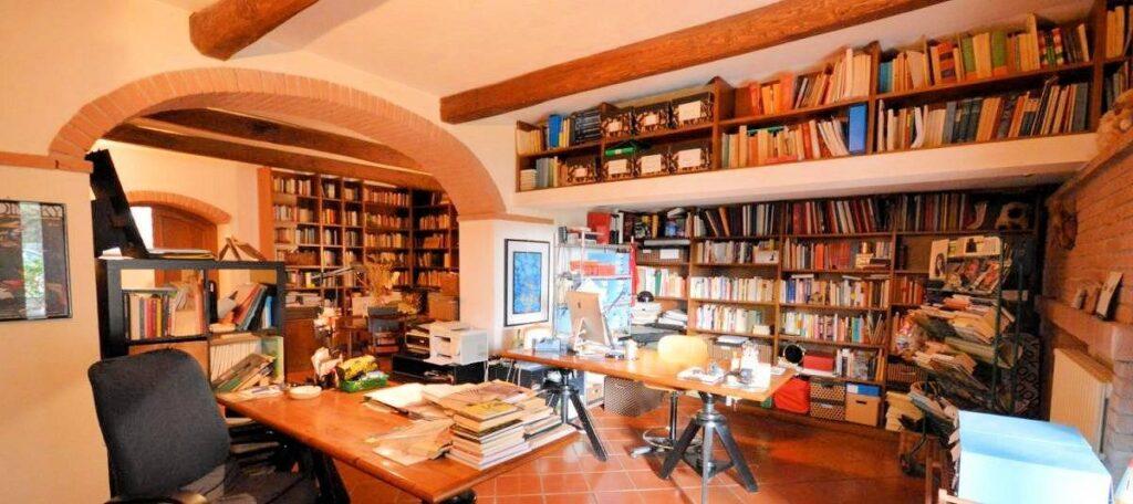 1239-Ex fienile completamente ristrutturato-San Gimignano-12 Agenzia Immobiliare ASIP