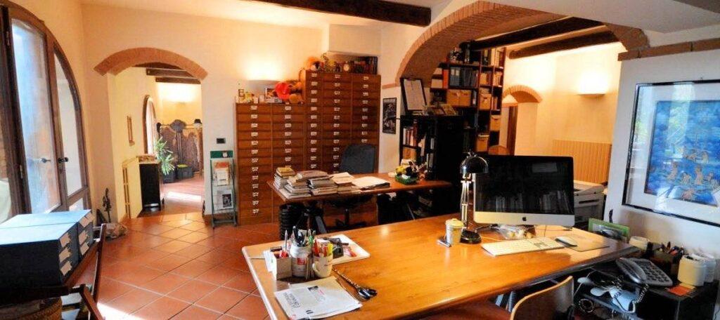 1239-Ex fienile completamente ristrutturato-San Gimignano-13 Agenzia Immobiliare ASIP