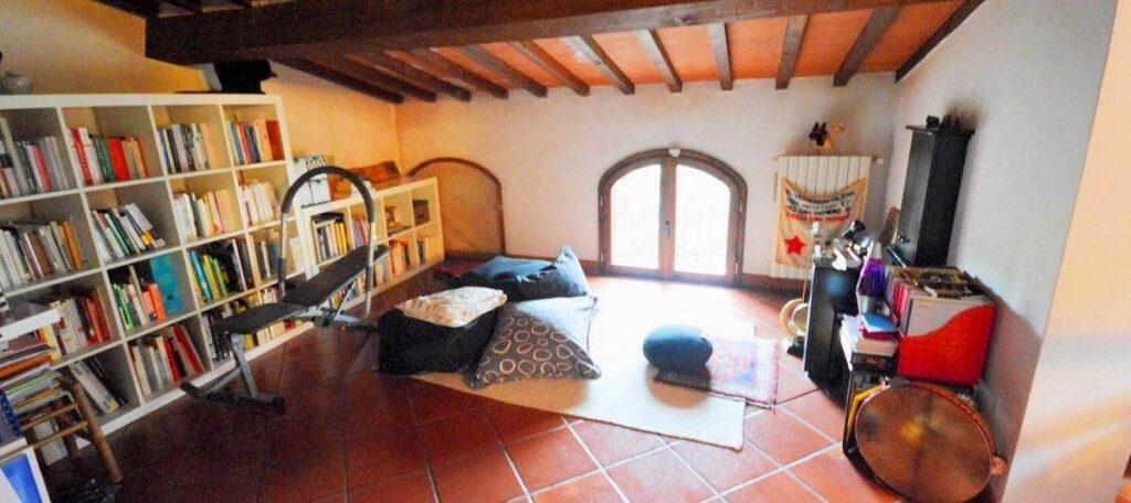 1239-Ex fienile completamente ristrutturato-San Gimignano-10 Agenzia Immobiliare ASIP