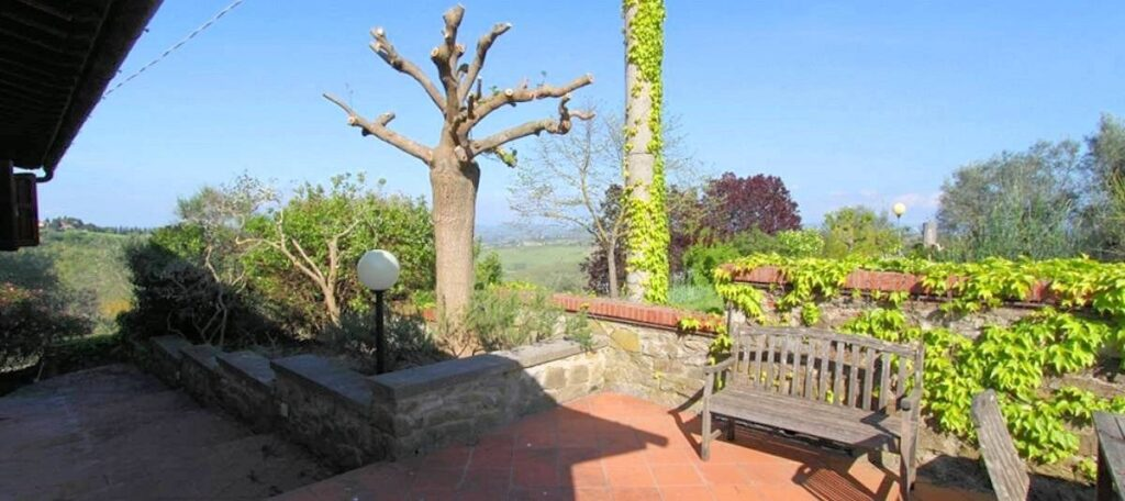 1239-Ex fienile completamente ristrutturato-San Gimignano-4 Agenzia Immobiliare ASIP