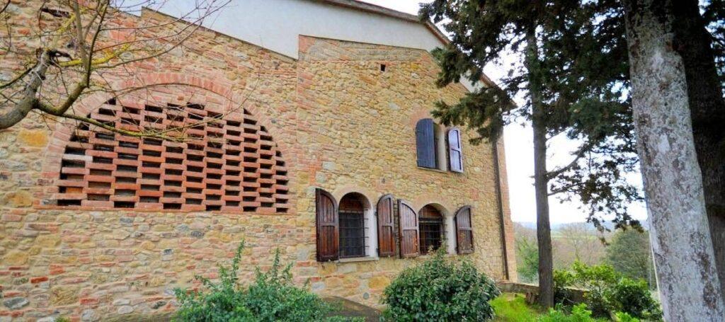 1239-Ex fienile completamente ristrutturato-San Gimignano-5 Agenzia Immobiliare ASIP
