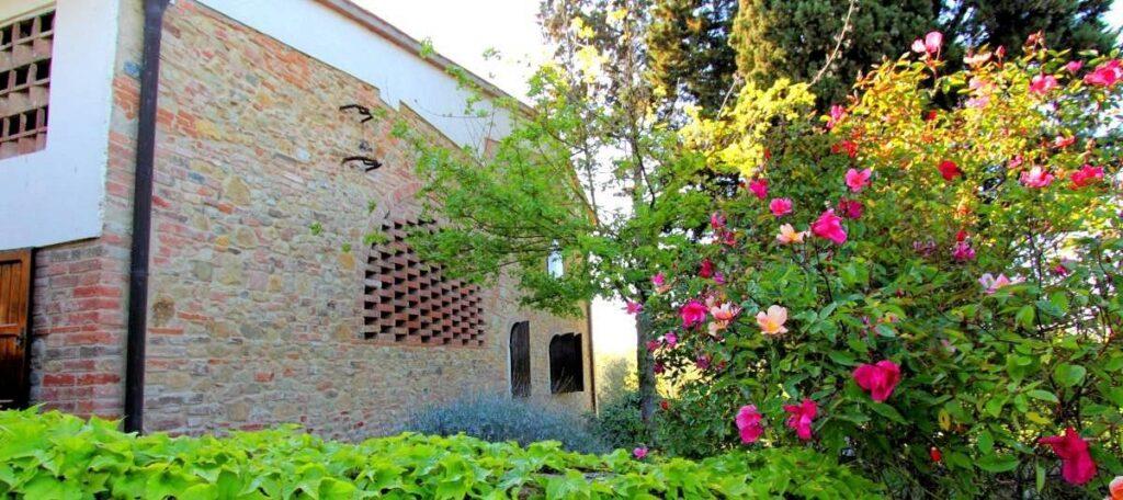 1239-Ex fienile completamente ristrutturato-San Gimignano-3 Agenzia Immobiliare ASIP