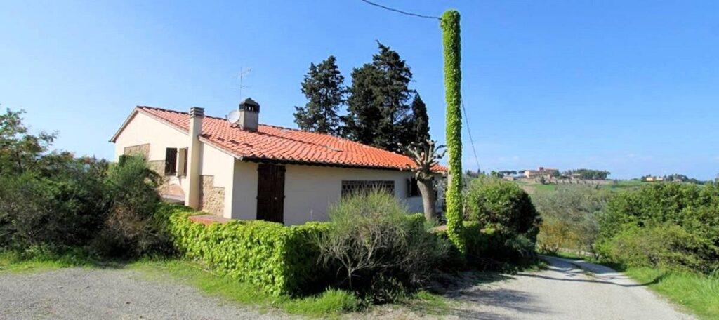 1239-Ex fienile completamente ristrutturato-San Gimignano-1 Agenzia Immobiliare ASIP