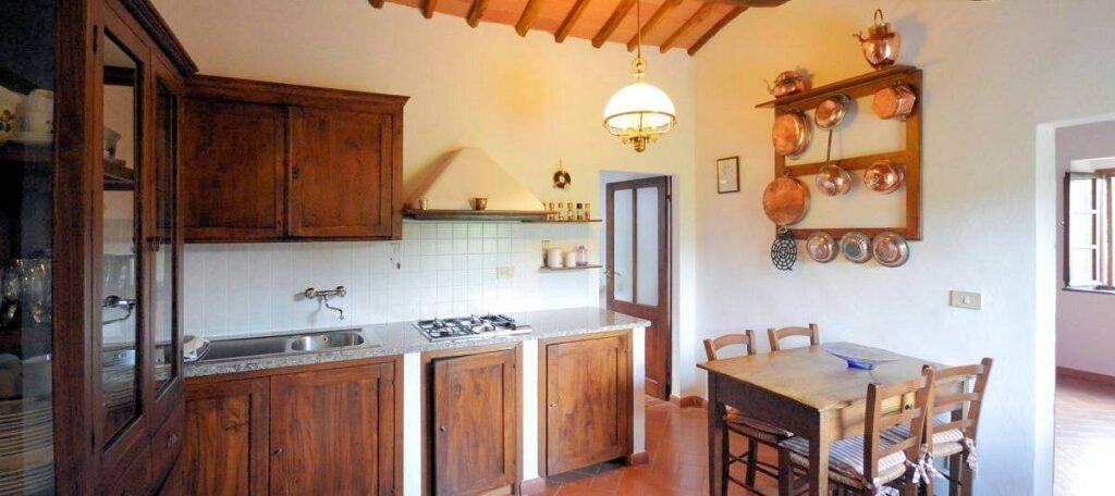 1241-Porzione di casolare con fienile oliveto e vigneto-Murlo-12 Agenzia Immobiliare ASIP