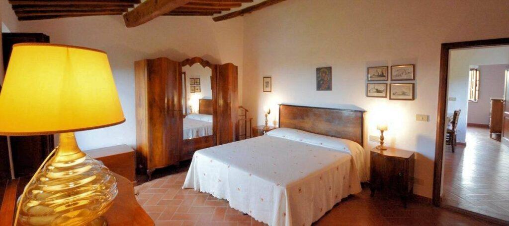 1241-Porzione di casolare con fienile oliveto e vigneto-Murlo-14 Agenzia Immobiliare ASIP
