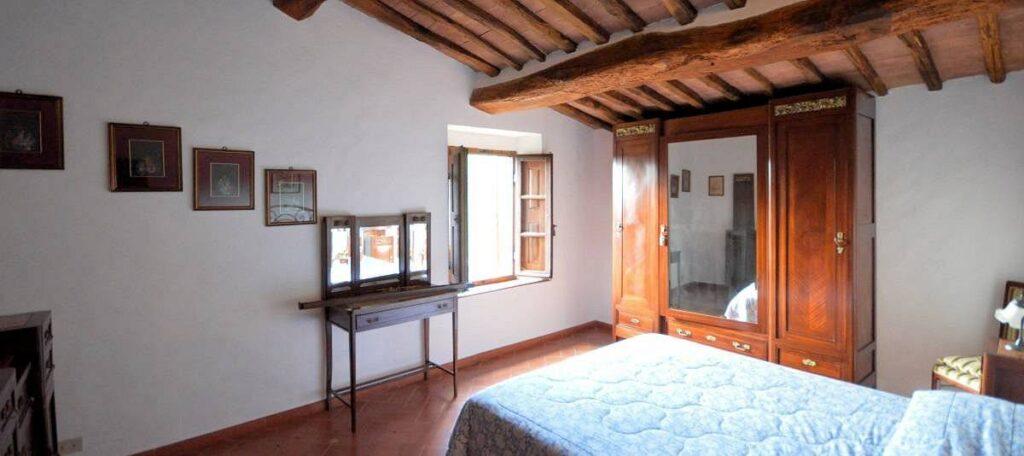 1241-Porzione di casolare con fienile oliveto e vigneto-Murlo-17 Agenzia Immobiliare ASIP