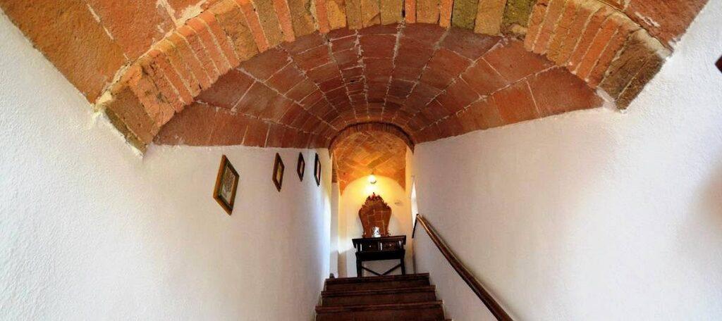 1241-Porzione di casolare con fienile oliveto e vigneto-Murlo-18 Agenzia Immobiliare ASIP