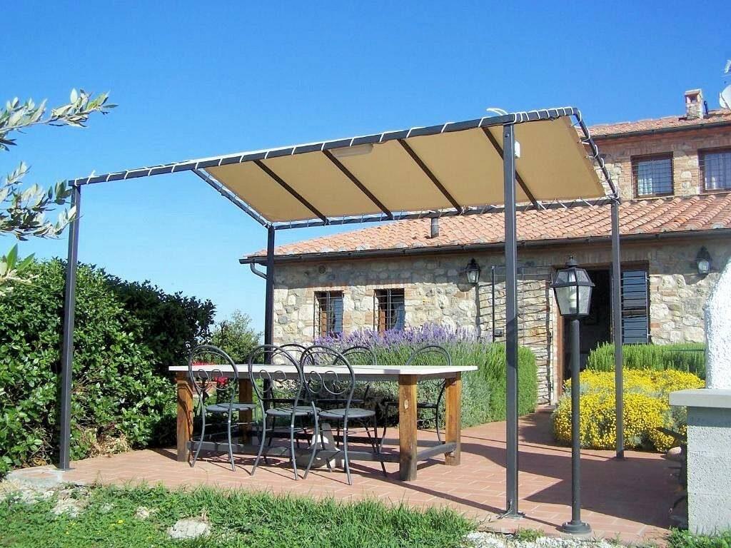 1249-Bellissima casa vacanze con parco e piscina in zona panoramica-Volterra-10 Agenzia Immobiliare ASIP