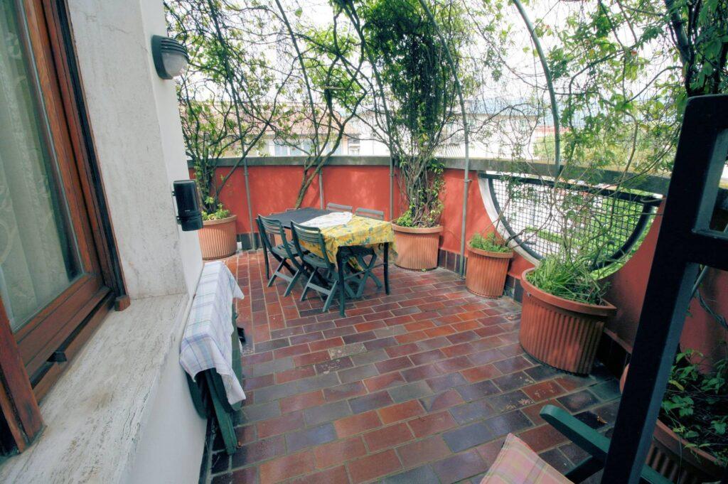 1251-Bellissimo attico con ampia terrazza-Pistoia-10 Agenzia Immobiliare ASIP