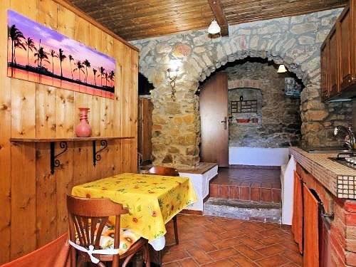 1257-Casa in stile rustico Toscano adibita a B&B-Castiglione della Pescaia-2 Agenzia Immobiliare ASIP