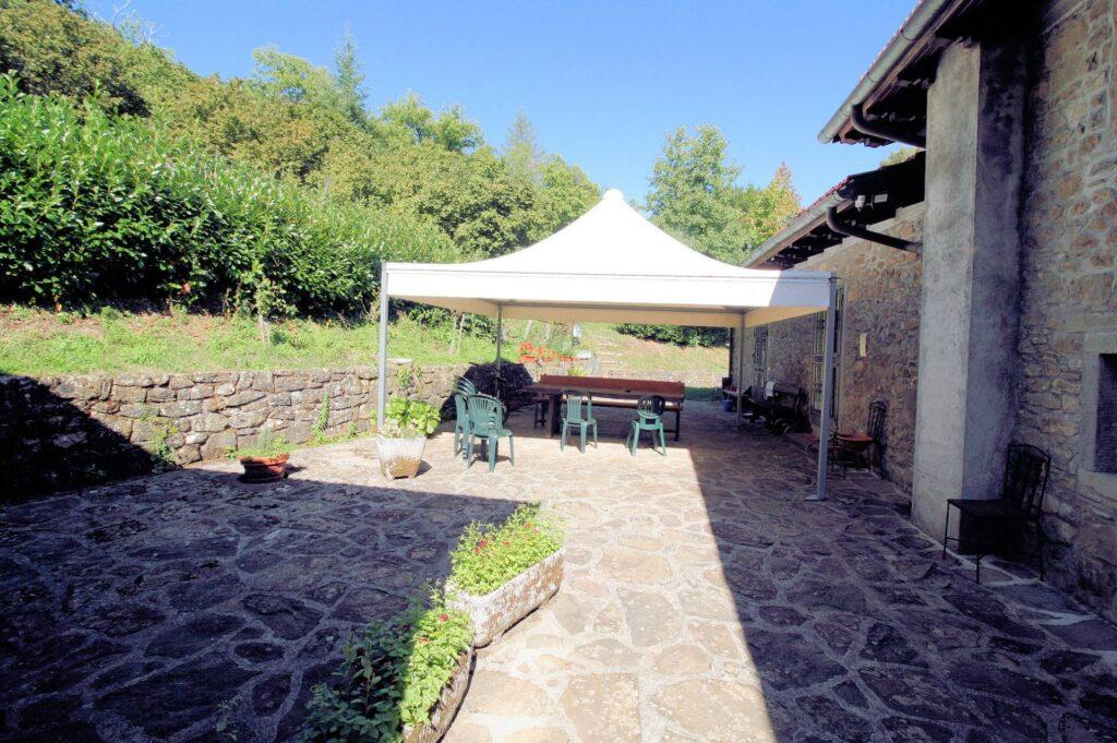 1265-Prestigioso complesso agrituristico sito in un'oasi di pace ed assoluta bellezza naturalistica-San Marcello Piteglio-5 Agenzia Immobiliare ASIP