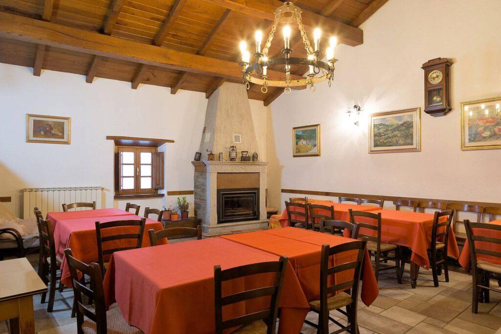1265-Prestigioso complesso agrituristico sito in un'oasi di pace ed assoluta bellezza naturalistica-San Marcello Piteglio-15 Agenzia Immobiliare ASIP