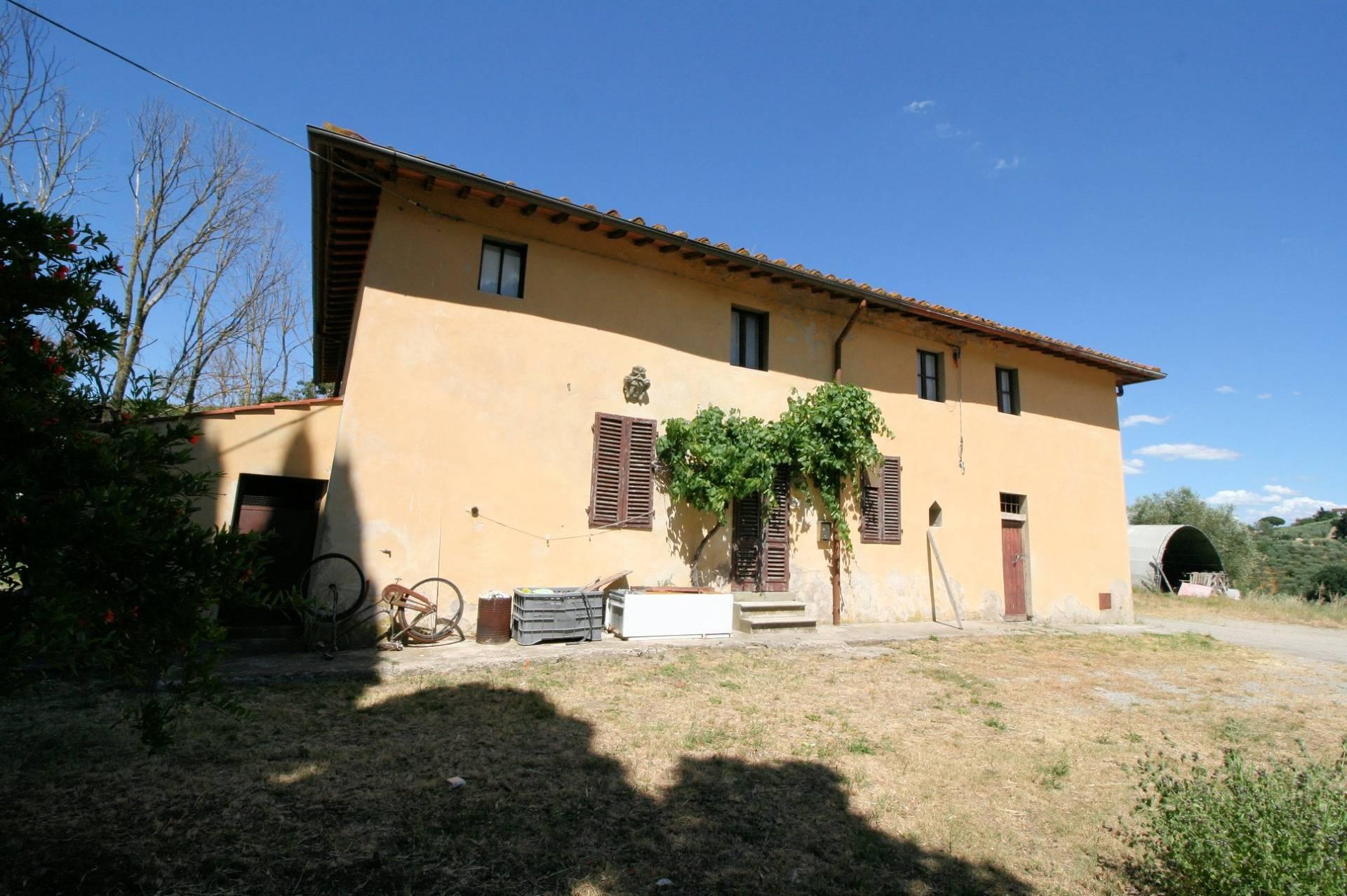 1269-Casa indipendente da ristrutturare con ampio uliveto-Quarrata-2 Agenzia Immobiliare ASIP