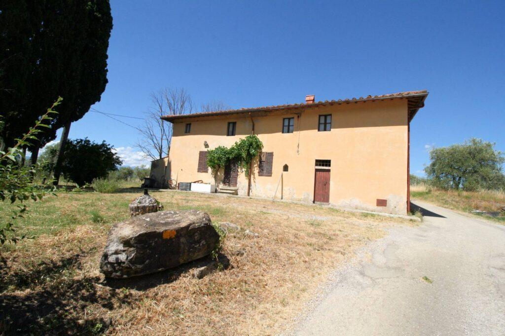 1269-Casa indipendente da ristrutturare con ampio uliveto-Quarrata-7 Agenzia Immobiliare ASIP