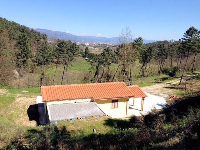 1272-Rustico con ampio terreno e vista panoramica-Pistoia-1 Agenzia Immobiliare ASIP