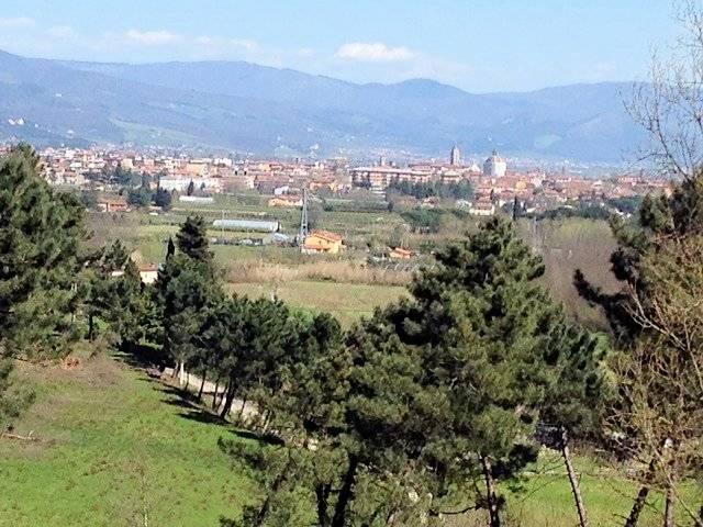 1272-Rustico con ampio terreno e vista panoramica-Pistoia-2 Agenzia Immobiliare ASIP