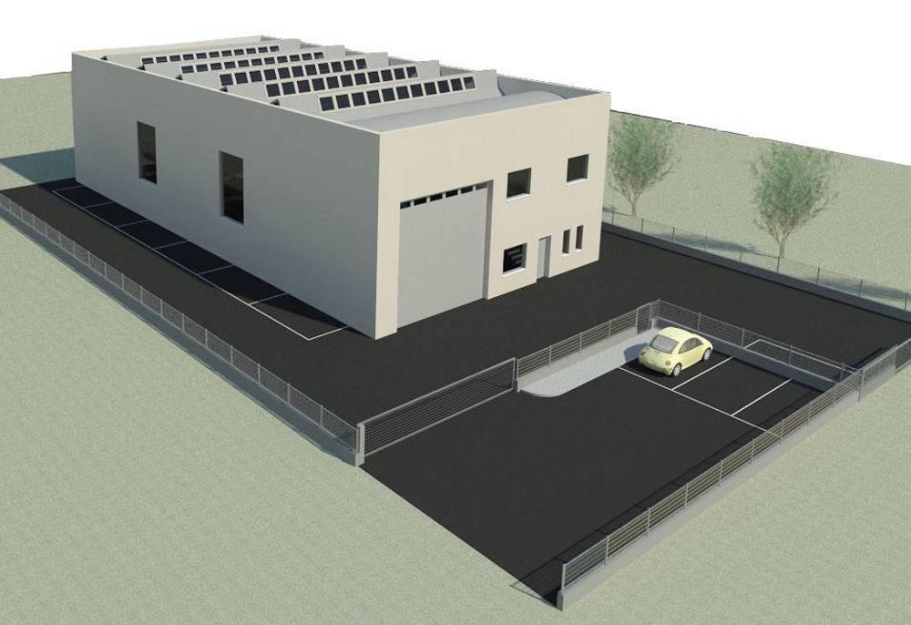 1219-Proponiamo la vendita di capannoni artigianali e industriali di varie metrature-Pistoia-3 Agenzia Immobiliare ASIP